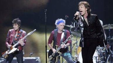 Los Rolling Stones actuarán en septiembre en Barcelona en su única fecha española