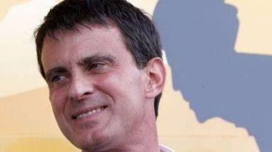 Valls 'traiciona' al Partido Socialista francés y se va a las listas de Macron