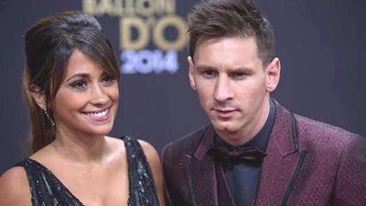 Messi por fin da el paso y colgará otro título en su palmarés: el de hombre casado