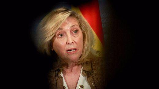 La delegada del Gobierno en Madrid, Concepción Dancausa, imputada por delito societario