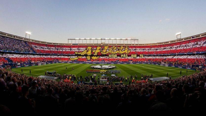 El Atlético responderá al tifo prepotente del Madrid: así será su mensaje