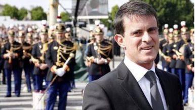 Valls repudia al socialismo francés y el partido de Macron, por ahora, le da la espalda