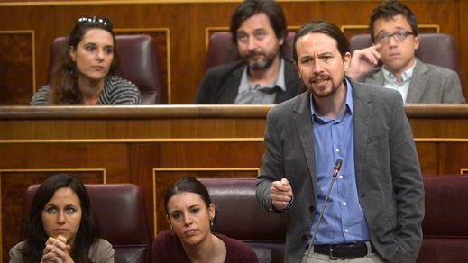 Podemos ya piensa en una segunda moción de censura contra Mariano Rajoy
