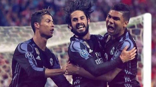 La final para el Madrid, el orgullo para un gran Atleti que luchó hasta el último aliento (2-1)