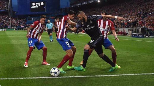 Así fue el jugadón de Benzema que le dio una final de Champions al Real Madrid (vídeo)
