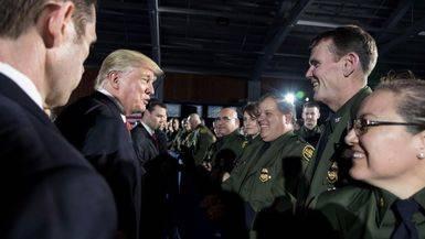 Trump recibe al ministro de Exteriores ruso nada más destituir al director del FBI