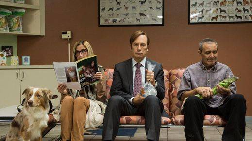 'Better Call Saul' 3x05: punto, juego, set y partido