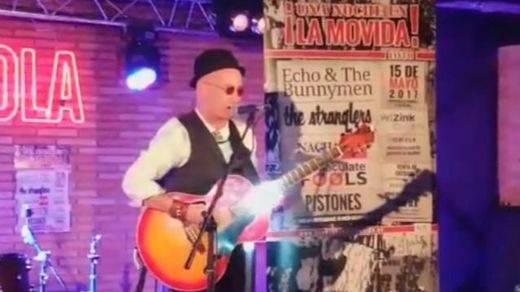 Vuelve la mejor música de los 80 con míticos grupos en ¡Una Noche en La Movida!