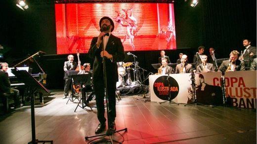La noche de los crooners: Javier Botella & Copa Ilustrada Band, revive la época dorada del swing