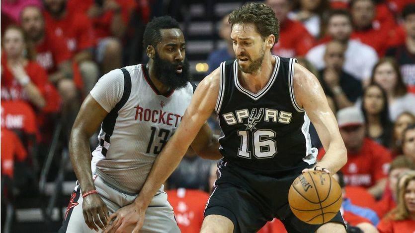 NBA: otro partidazo de 'SuperGasol' mete a los Spurs en la final de la Conferencia Oeste (75-114)