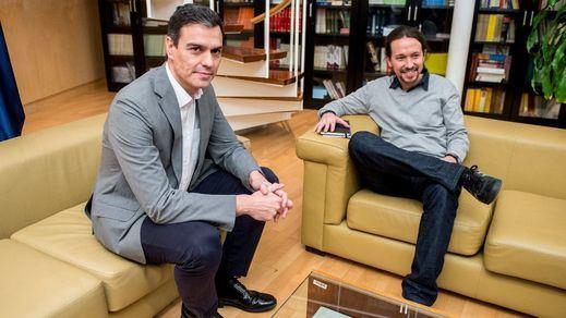 Podemos mantiene la cautela ante el último distanciamiento de Pedro Sánchez