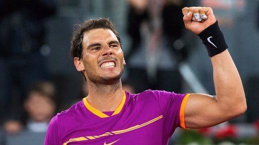 'SuperNadal' se apunta su quinto título Mutua de Madrid y ya está en Roma para el siguiente torneo