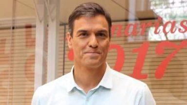 Sánchez se basó en el pasado y criticar la investidura de Rajoy