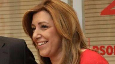 Susana Díaz reprochó a Sánchez sus derrotas electorales