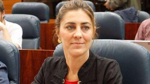 Podemos ya tiene candidata en su moción de censura contra Cifuentes: su portavoz Lorena Ruiz-Huerta