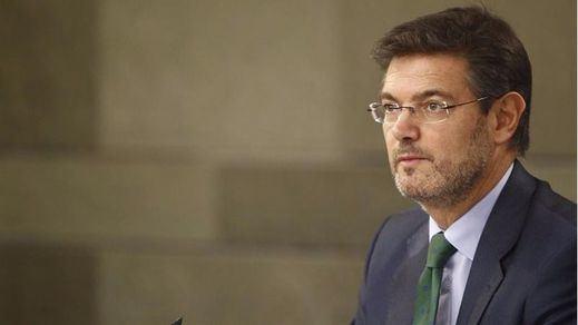 El Congreso reprueba a Rafael Catalá por las polémicas en torno a la Fiscalía