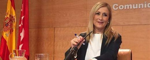 El juez descarta investigar a Cifuentes en la trama de financiación irregular del PP