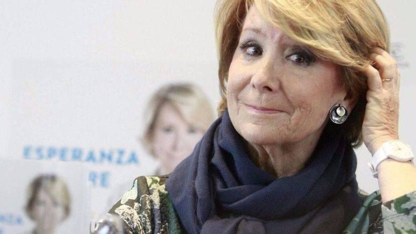 Las fiscales de la Púnica cifraron la financiación ilegal del PP de Madrid en 5 millones e incluyen a Aguirre en la trama