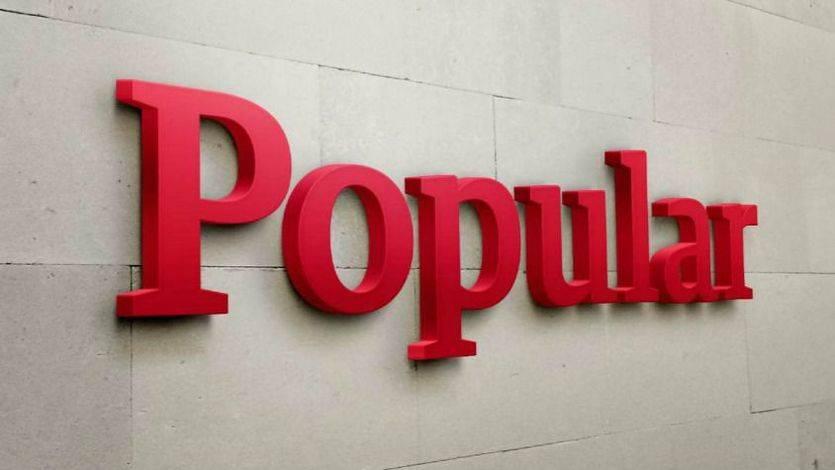 Santander, BBVA, Caixabank y Bankia, interesados en comprar Banco Popular