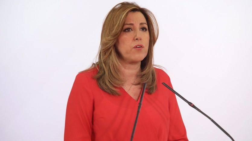 Respuesta de un indignado a Susana Díaz (la del PSOE)