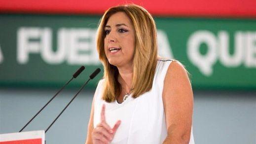 Sabor a derrota en el equipo de Susana Díaz a 3 días de las primarias socialistas
