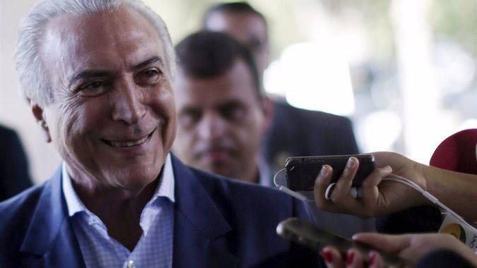 El Tribunal Supremo de Brasil investigará al presidente Temer por soborno