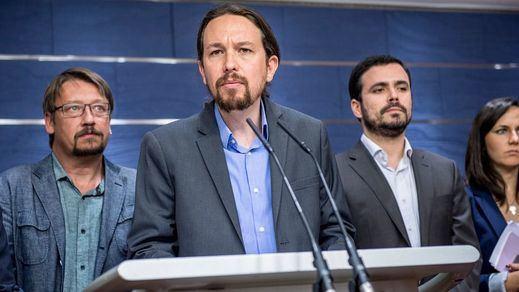 Podemos registra la moción de censura contra Rajoy dos días antes de las primarias del PSOE