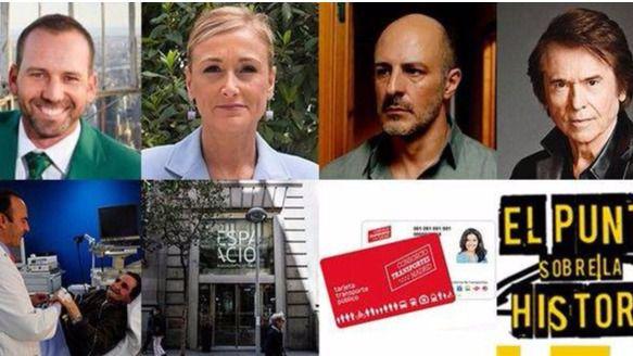Los XV Premios Madrid se entregarán este lunes en el Hotel Palace