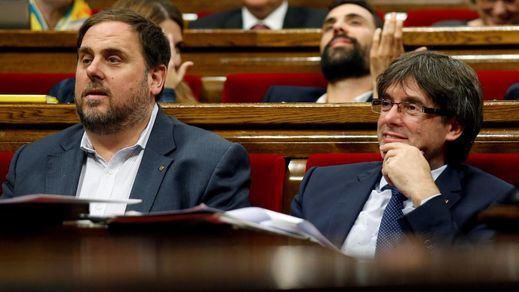 El Govern catalán rechaza la oferta de Rajoy de explicar su referéndum soberanista en el Congreso salvo que se negocie antes