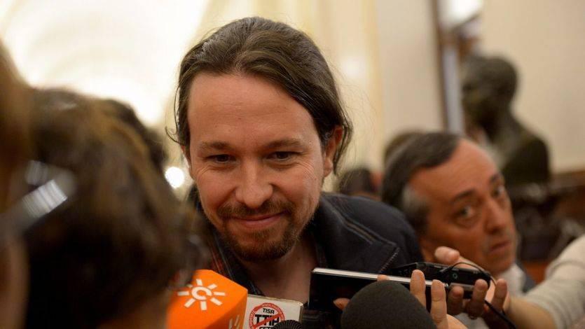 Podemos celebra un Consejo Ciudadano y una concentración en la simbólica Puerta del Sol en apoyo a la moción de censura