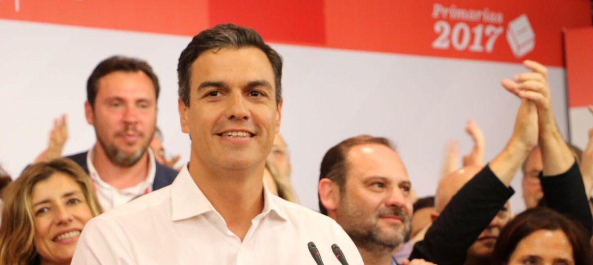Pedro Sánchez gana a Susana Díaz, a los medios que le derrocaron y a Rajoy