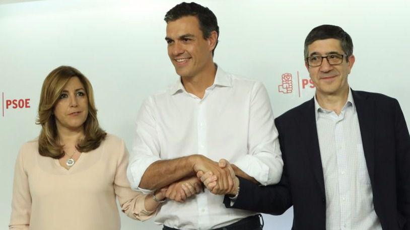 Pedro Sánchez gana la guerra del socialismo a Susana Díaz y a Rajoy en las primarias del PSOE