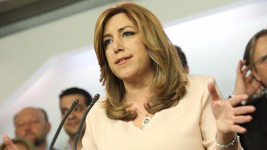 Ciudadanos da la puntilla a la derrotada Susana Díaz: amenaza con romper su pacto en Andalucía