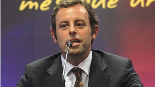Detenido Sandro Rosell, expresidente del Barça, en una operación contra el blanqueo de capitales