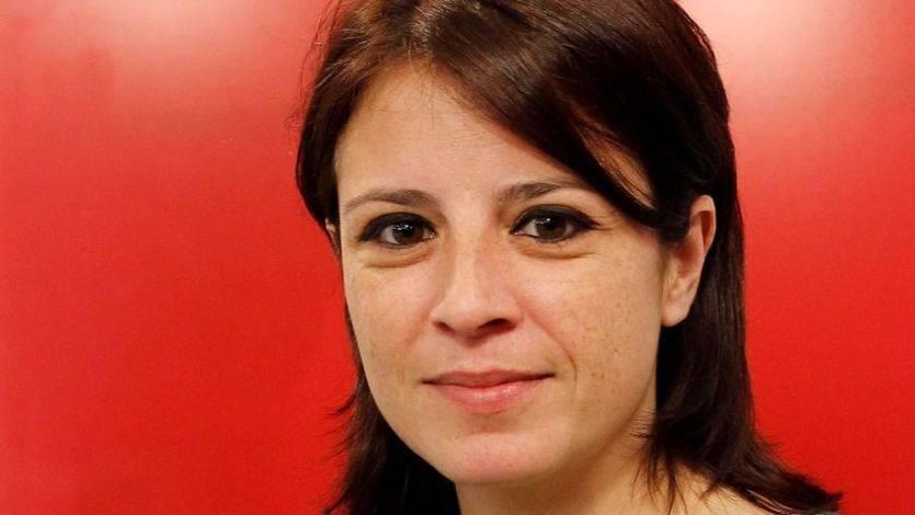 Adriana Lastra, la favorita para ser el nuevo portavoz parlamentario del PSOE