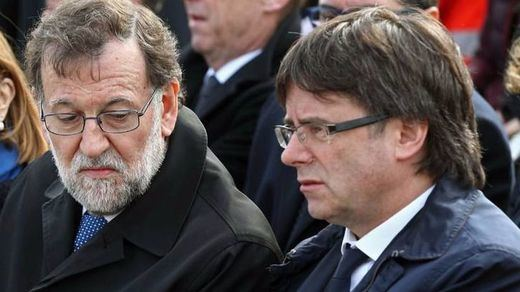 Puigdemont da un ultimátum a Rajoy en una carta para que negocie el referéndum