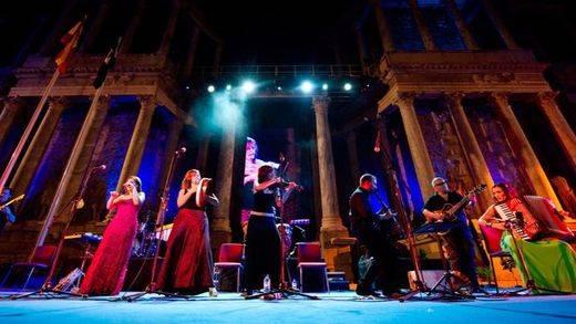 Acetre, uno de los grandes e históricos grupos de la música de raíz, celebran su 40 'Aniversario'