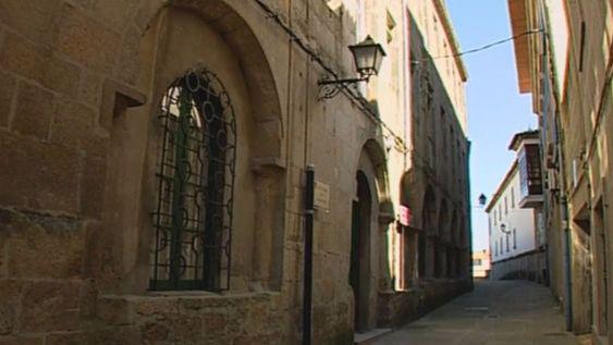 Santuario de las Apariciones, en Pontevedra