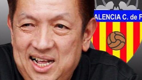 Marea Valencianista insta a los parlamentarios a investigar a Peter Lim, el propietario del Valencia CF