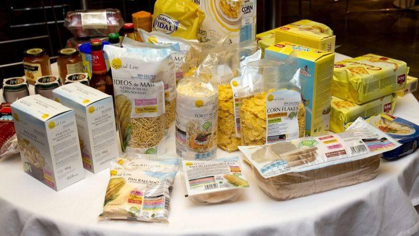 El Corte Inglés ofrece la segunda unidad de alimentos sin gluten al 50% para celebrar el Día del Celiaco