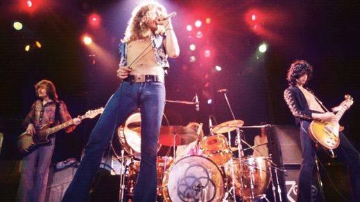 Los 10 mejores discos de Led Zeppelin