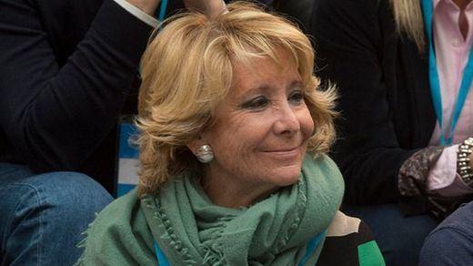 ¿Qué ha sido de Esperanza Aguirre tras su dimisión?