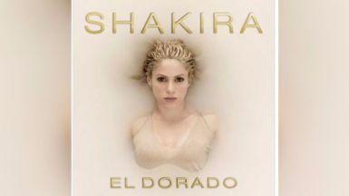 Shakira convierte su nuevo disco en número 1 de ventas en tan sólo media hora
