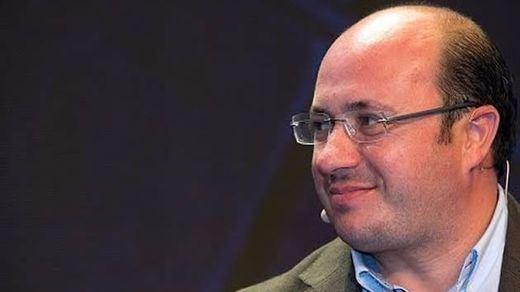 Pedro Antonio Sánchez, imputado también por el 'caso Púnica'