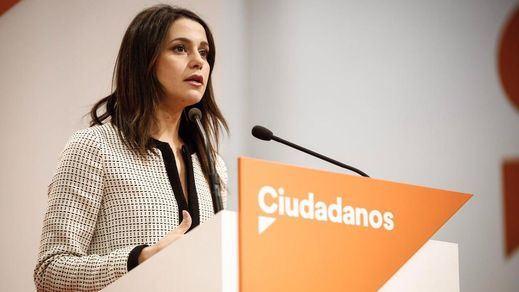 La Generalitat ya tiene un aspirante oficial a la presidencia: Inés Arrimadas gana las primarias de Ciudadanos