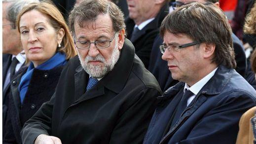 Los empresarios catalanes piden a Rajoy un último esfuerzo de diálogo con Puigdemont ante el
