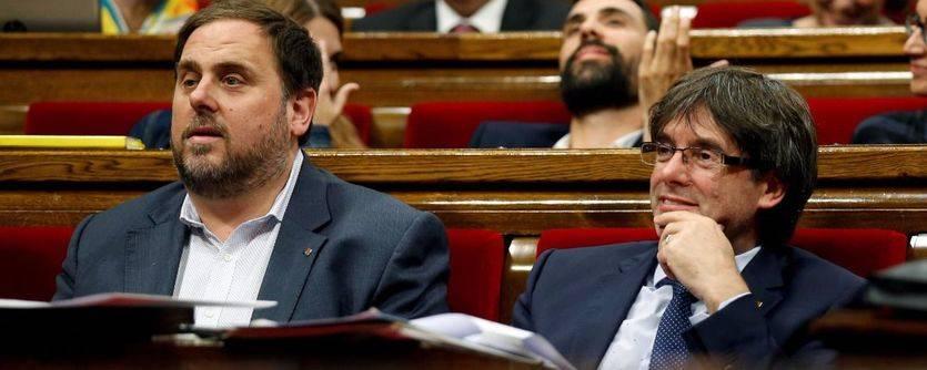 Cónclave soberanista este lunes para fijar fecha y pregunta del referéndum catalán