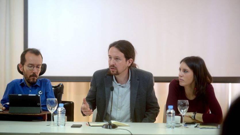 Podemos incrementa su presión al PSOE y responsabiliza a Sánchez de la aprobación de los presupuestos