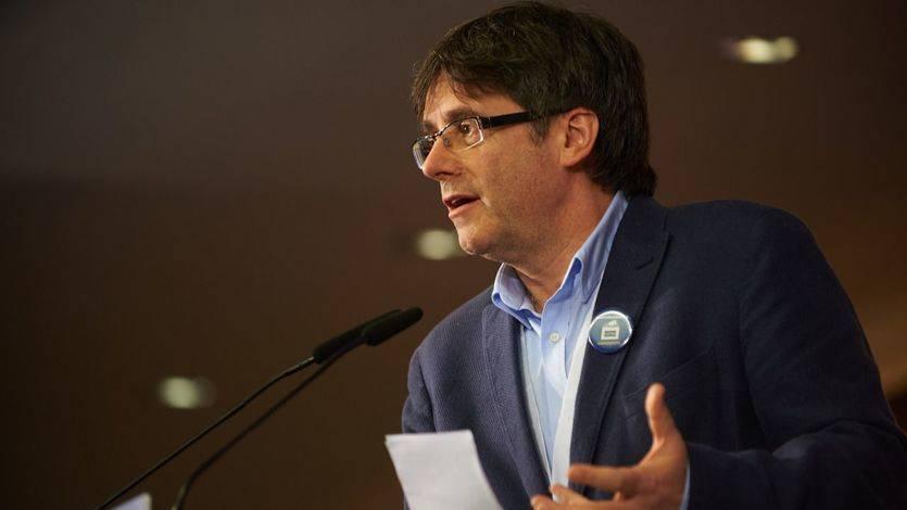 El cónclave soberanista sólo reafirma la voluntad de Puigdemont de celebrar el referéndum sí o sí