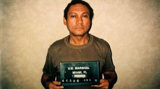 Fallece Manuel Noriega a los 83 años de edad, el dictador de Panamá amigo de los narcos